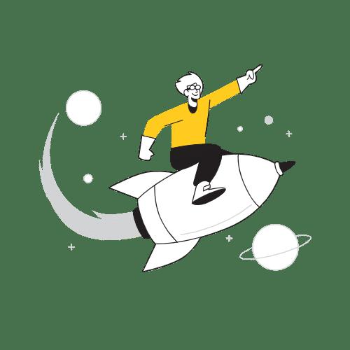 Be a Rocketeer - DevGenius