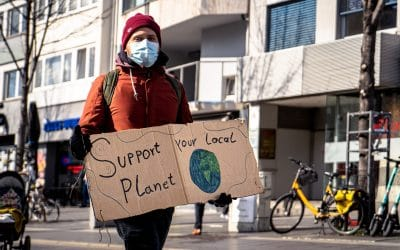 5 apps that will help you fighting climate change
